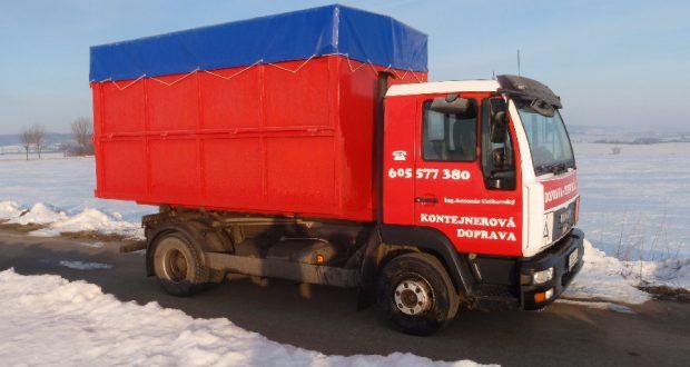 Kontejnerová doprava